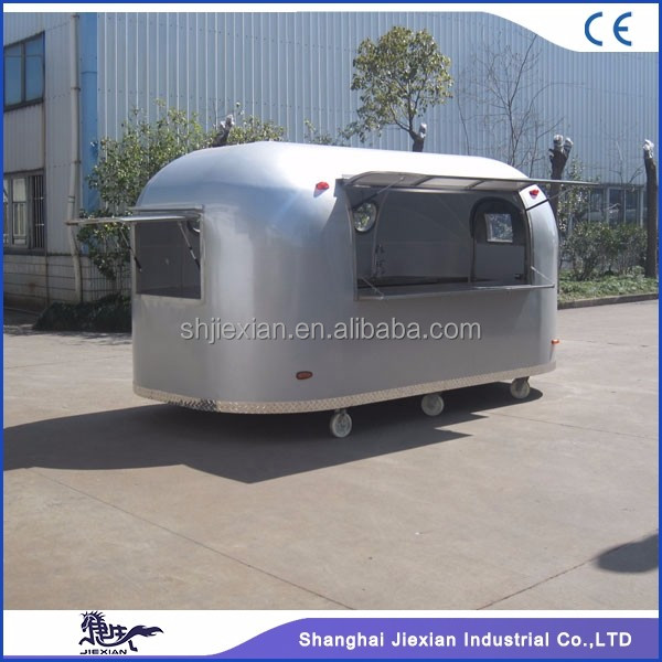 JX-BT400A China small food truck vans design,electric car chocolate flower burger kiosk design