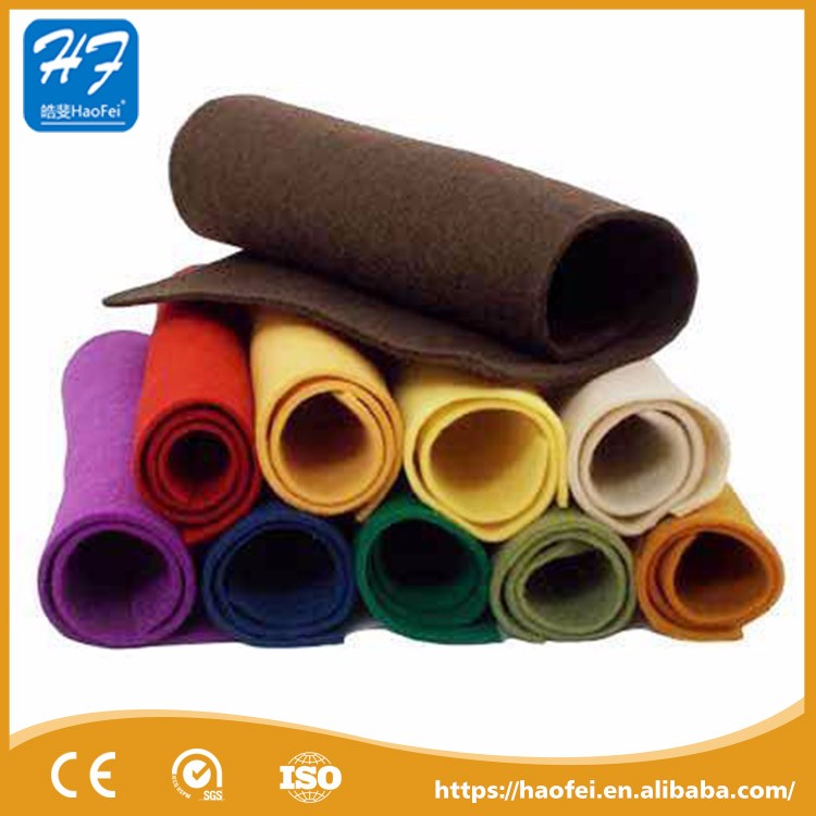 Sophisticated Technologies Non-Woven Felt Fabric