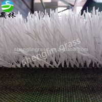 white artificial grass for soccer/football