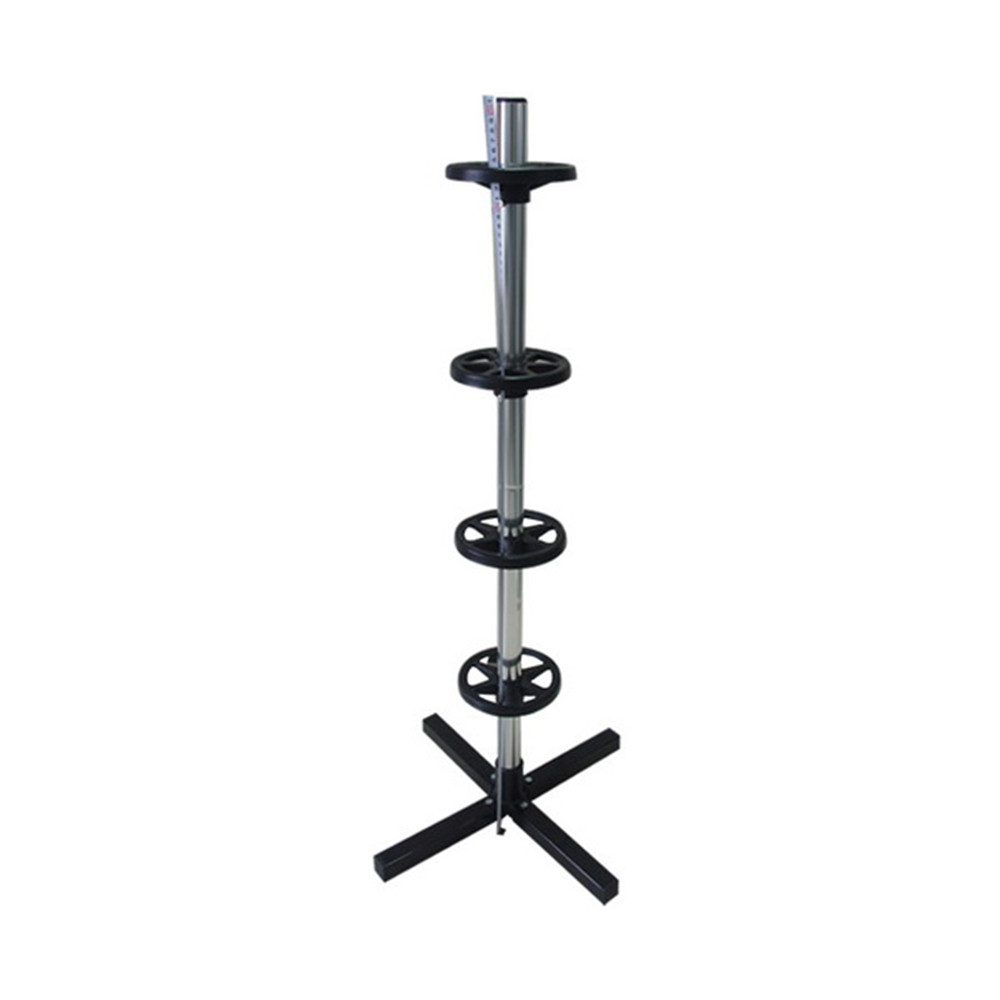 High Quality metal tire holder/tire display rack/tire storage rack