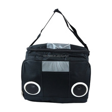 Cooler Bag with MP3 Speakers for Outdoor Activities and Traveling