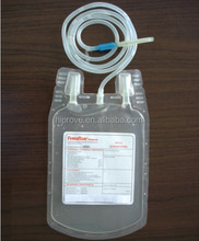 All Types blood collection bag 450ml single cpda-1 blood bag price
