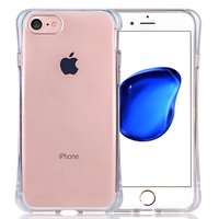 Mobile phone all cover fancy mobile accessories phone case for iphone 7, for iphone 7 TPU PC