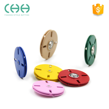 wholesale fashion combined metal snap round button