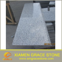 G603 Granite Lowes Non Slip Stair Treads Outdoor Stone Steps Risers Granite Stairs