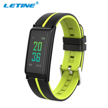 Heart Rate Monitor Smart Band Blood Pressure Monitor Smart Wristband Fitness Tracker with Colorful Display For Mi Band 2