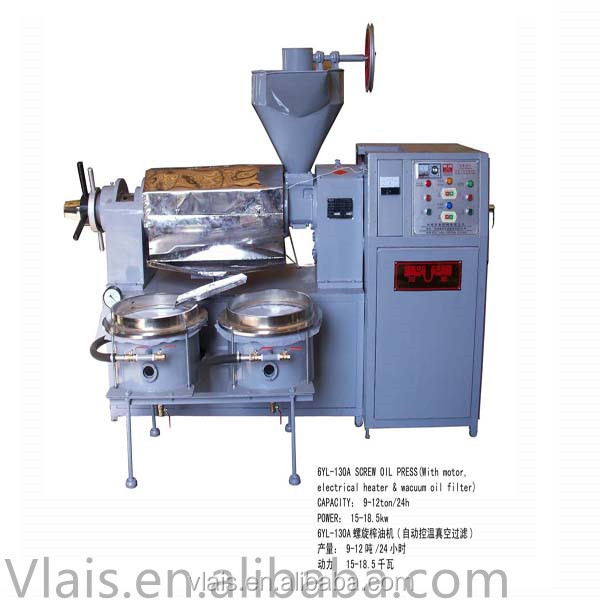 Guang zhou top quality best price Peanut coconut Rapeseed oil press machine