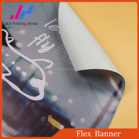 Hot Selling PVC Material Wear-resistant Flex Banner Media Price With High Quality