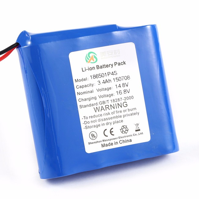 25.2V 7.5Ah Rechargeable Li ion Robot Lawn Mower Battery Pack replaces CS-C0106-1