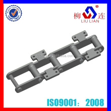LL/K330-153.67-00 Cast steel attachment plate conveyor chain