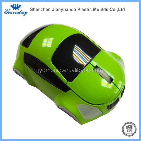 kids cars plastic injection mold / toy part plastic injection tooling / toys plastic mold