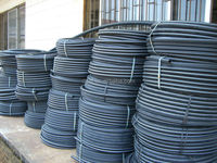 50mm 63mm HDPE pipe for water supply SDR13.6 SDR11