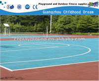 (HC-074E) OUTDOOR RUBBER TILES /OUTDOOR RUBBER FLOOR/POPULAR PROFESSIONAL OUTDOOR BASKETBALL COURT RUBBER FLOOR TILE