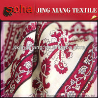Certified product Small MOQ Spandex Sukienka kwiat fabric