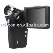 "3.0""TFT LCD 5x optical zoom 5MP Cmos sensor digital video camera"