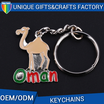Wholesale promotional custom rubber silicon sneaker metal keychain