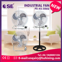 New 18 inch industry stand fan with round base FS-45-S002