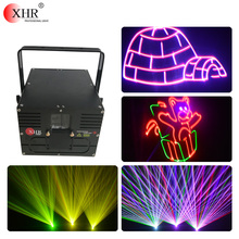 dmx programmable rgb animation show 1w/2w/3w disco laser light