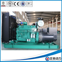 AC synchronous generator 400 kva with Cummins NTAA855-G7A in Parallel Operation