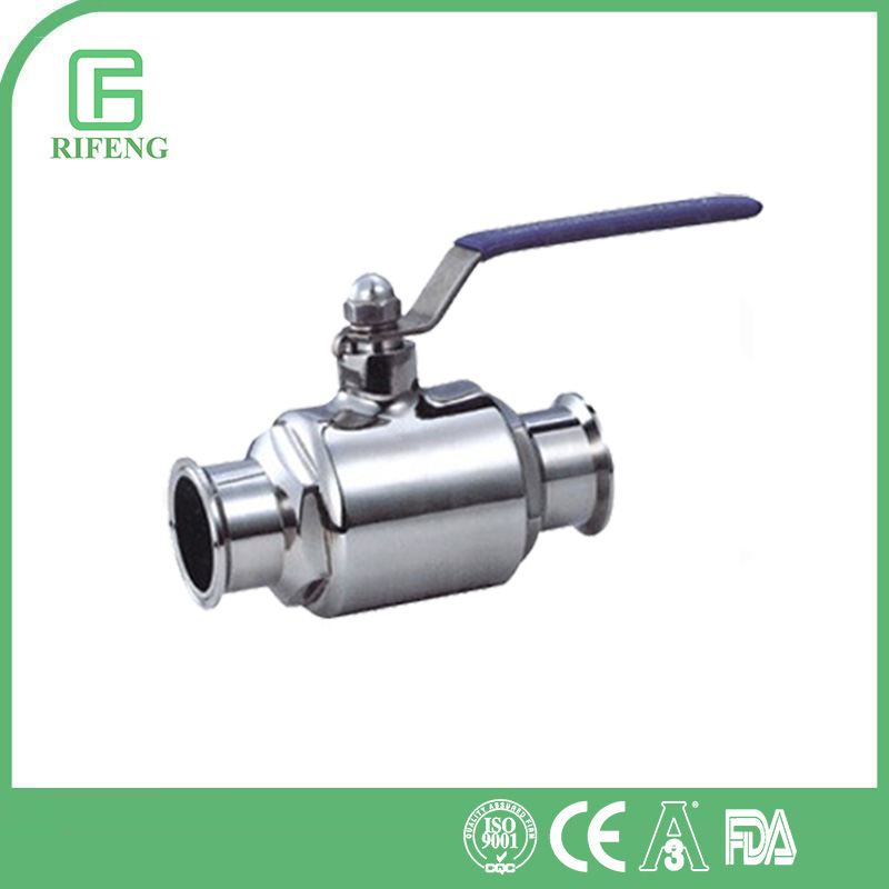 Good Quality Sanitary Stainless Steel 3 Inch Ball Valve Price List
