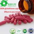 Private label collagen tablets glutathione whitening skin whitening pills OEM