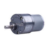 SOZ 12 volt high torque geared dc motor 30rpm for home appliance