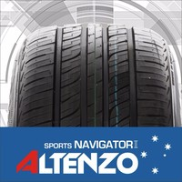 Altenzo brand summer tire from PDW group, Chinese tyre factory since 1983
