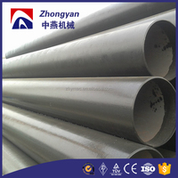 China supplier of seamless pipe ASTM A53 / A106 grade b schedule 40 20 inch carbon steel pipe