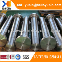 Precision forging customized mild steel shaft supplier