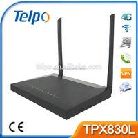 Telpo TPX820 4G LTE Gateway voip gsm termination 4 port gsm modem