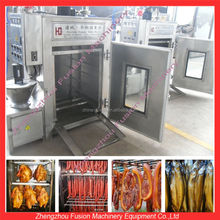 BEST SELLING for differents kinds meat smoke house for sale/smoke house machine/for differents kinds meat smoking equipment