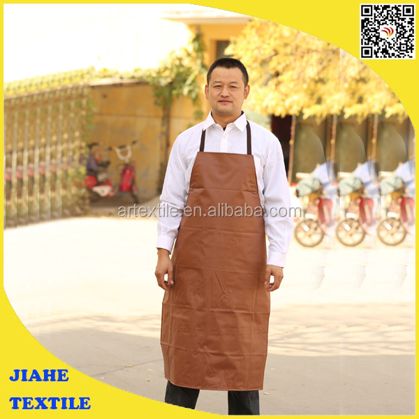 PVC,pvc Material and adult Type PVC plastic aprons