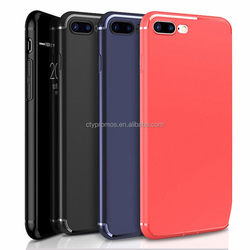 Classic Soft Matt and Shining Tpu Phone Case For Iphone X, Phone Accessories Colorful Mobile Back Cover Case For Iphone 8