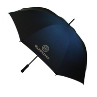"30"" ""windproof fiberglass promtion golf big umbrella"