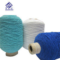 SALE the cheapest rubber covered yarn for socks knitting