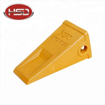 Excavator spare parts bucket tips DH280 2713-9038  bucket teeth types