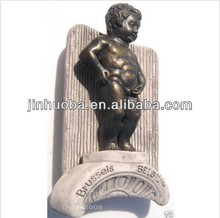 Manneken pis,Brussels,Belgium resin 3D fridge magnet