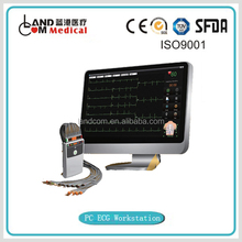 PC Based ECG Workstation-CCC Approved