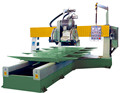Bridge stone profile shaping cutting machine