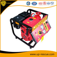 Firefighting equipment Fire Emergency Rescue Portable Fire Pump