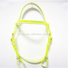 western horse racing equipment tpu bridle and rein