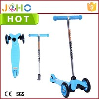 2015 outdoor low price child manual finger scooter