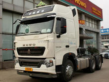 HOWO T7H Tractor Truck 6x4 With MAN Engine