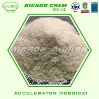 RICHON High Quality Chemicals Raw Material N,N-DICYCLOHEXYL-2-BENZOTHIAZOLESULFENAMIDE 4979-32-2 Rubber Accelerator DCBS