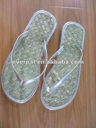 2013 fashion straw slipper sandal,cheap wholesale flip flops