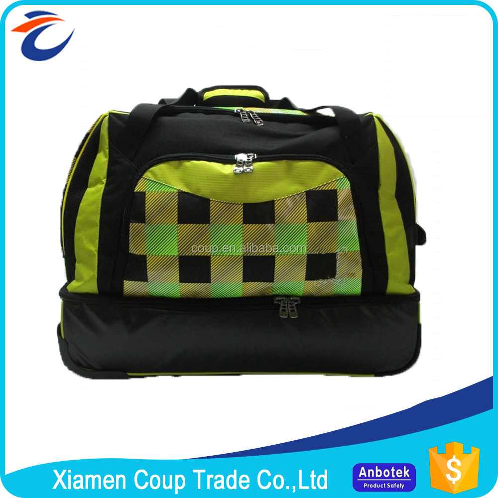 Multifunctional and potable Travel Trolley Bag and large capacity travel bag