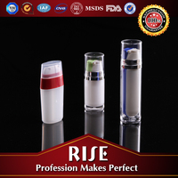 Disposable Airless Dual Chamber Bottle