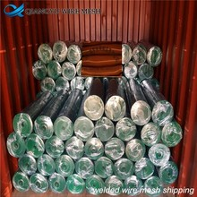 square hole 1 inch pvc coated welded wire mesh,1.5 inch welded wire mesh