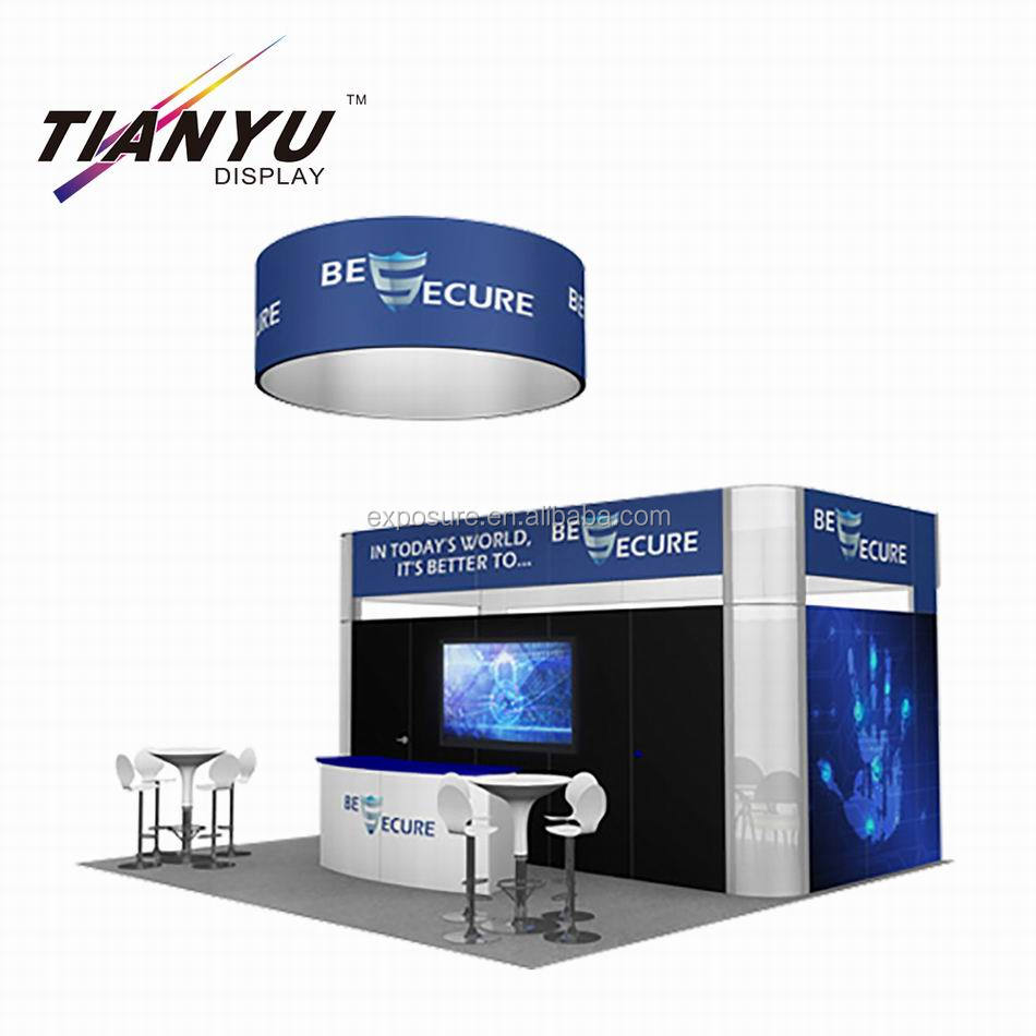 Chinese manufacturer advertising exhibition quick setup comprehensive system tradeshow booth panels