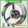 17'' front CNC aluminum racing alloy wheel motorcycle for GSXR750